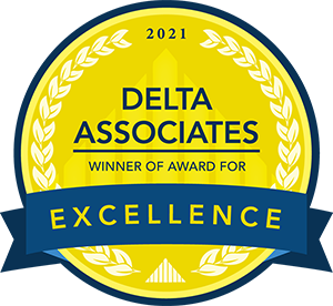 Delta Associates Winner of Award for Excellence
